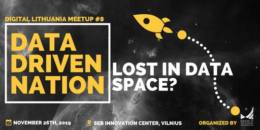 Data driven nation: lost in data space?