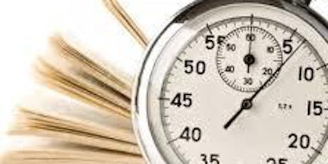 Workshop: Speed Reading & Retention – Fast Reading Techniques and Memory Strategies tickets