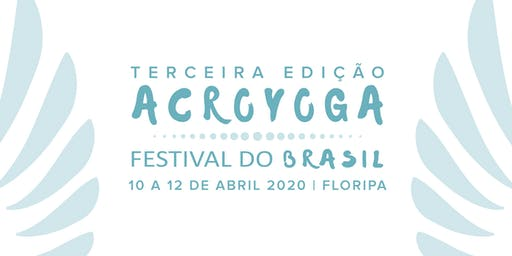 AcroYoga Festival do Brasil 2020
