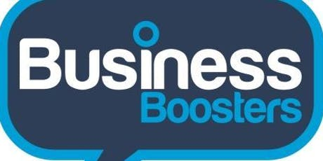 Business Boosters - How safe are you? An exploration of safety skills at work tickets