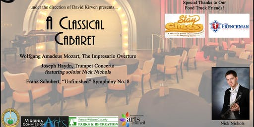 Old Bridge Chamber Orchestra Presents a Classical Cabaret