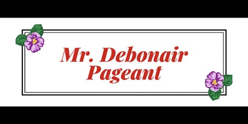 Mr. Debonair Scholarship Pageant
