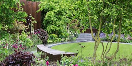 Garden Design with Acclaimed British Designer Jo Thompson tickets