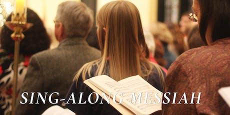Sing-Along Messiah tickets