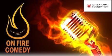 Rockwood Fire Charity Comedy Night tickets