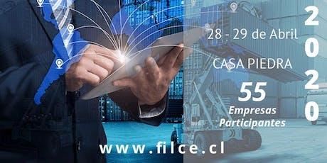 FILCE Feria Internacional de Logística, Comercio Exterior, E-commerce & IA tickets