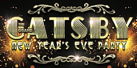 The Grand Gatsby - New Year's Eve Party tickets