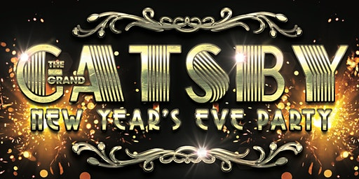 The Grand Gatsby - New Year's Eve Party