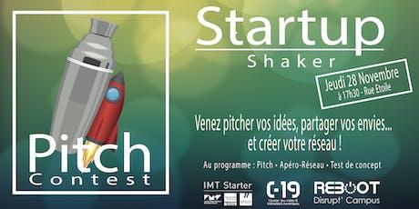 Startup Shaker tickets