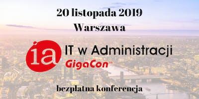 Bezpłatna konferencja IT w Administracji