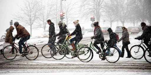 FREE Winter Cycling Clinic