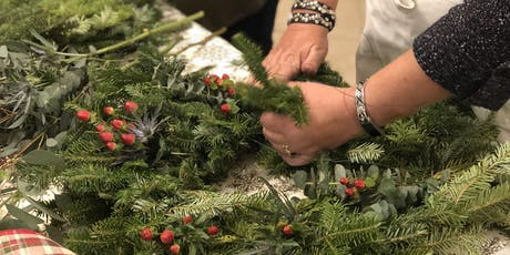 Christmas Wreath Workshop at the Community tickets