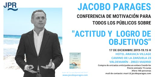 Conferencia de Jacobo Parages