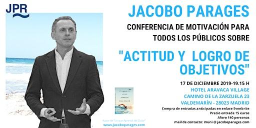 Conferencia de Jacobo Parages