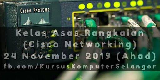 Kursus Asas Rangkaian Cisco (Cisco Networking)
