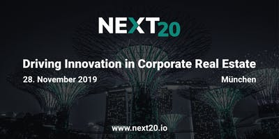 Next 20 - Driving Innovation in Corporate Real Estate