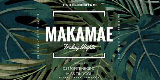 Makamae Nights at Esotico Miami