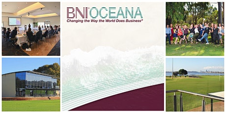 Business Networking Lunch by BNI Oceana tickets