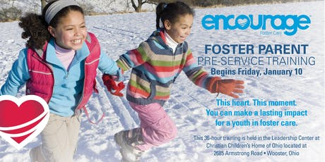 January Foster Parent Pre-Service Training tickets