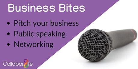 Business Bites: Pitch your business: 10 secrets of a political speechwriter tickets