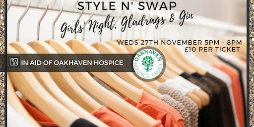 Style n Swap | Girls Night, Gladrags and Gin