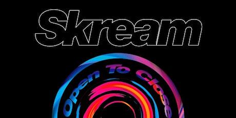 Skream open to close + L&L&L Record Club x Earth Beat tickets