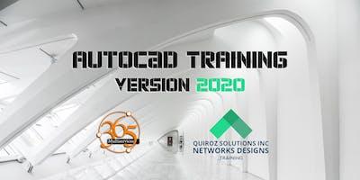 AutoCAD Training Version 2020