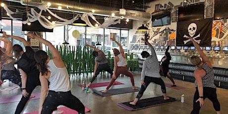 Taproom Yoga & Brunch at Navigator Taproom tickets