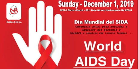World AIDS DAY tickets