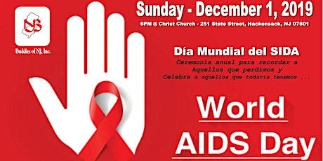 World AIDS DAY tickets
