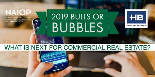 2019 Bulls or Bubbles: What's next for the CRE Industry?