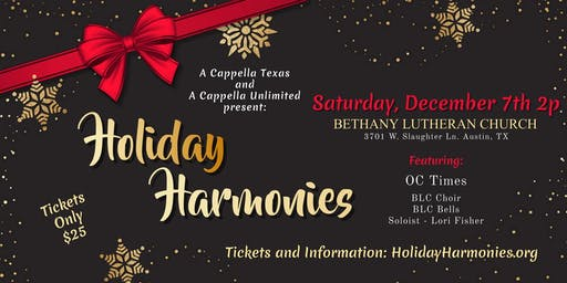 Holiday Harmonies with OC Times