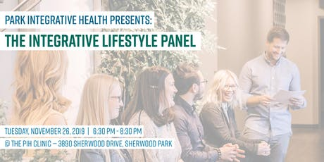 Park Integrative Health Community Panel: Living an Integrative Lifestyle tickets