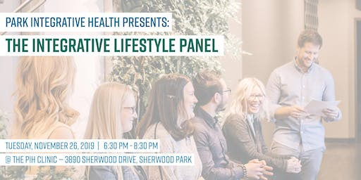 Park Integrative Health Community Panel: Living an Integrative Lifestyle