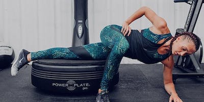 Power Plate Discover Workshop - Meadowside Leisure Centre