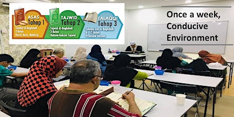 Basic Quran (Alif-Ba-Ta) using VAK techniques - Preview Class tickets