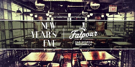 New Year's Eve Chicago at Fatpour McCormick tickets