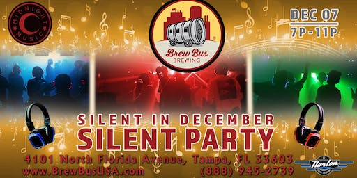 Silent In December Silent Party