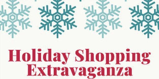 Holiday Shopping Extravaganza