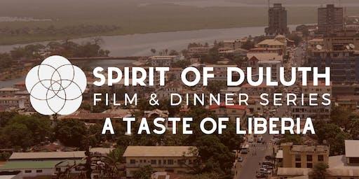 Spirit of Duluth - A Taste of Liberia