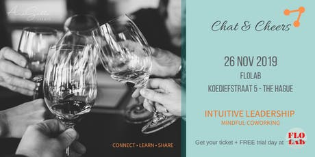 Chat & Cheers: Intuitive Leadership tickets