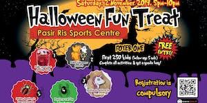Halloween Fun Treat @ ActiveSG Pasir Ris Sports Centre