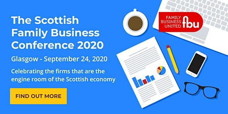 The Scottish Family Business Conference 2020 tickets