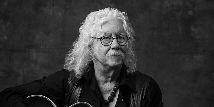Arlo Guthrie in The Caverns with Folk Uke image