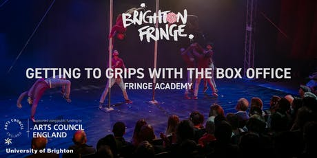 Fringe Academy: Getting to Grips with the Box Office tickets