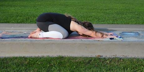 Yin Yoga Kurs - Dienstags ab 5.11. Tickets