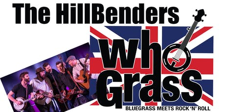 The Hillbenders present WhoGrass tickets