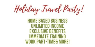 Holiday Business Launch! It's A Travel Party!