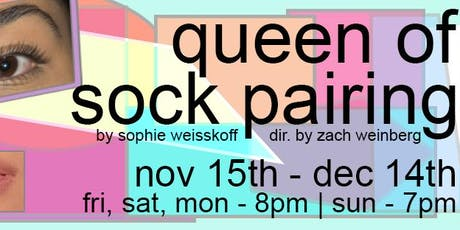 Queen of Sock Pairing tickets
