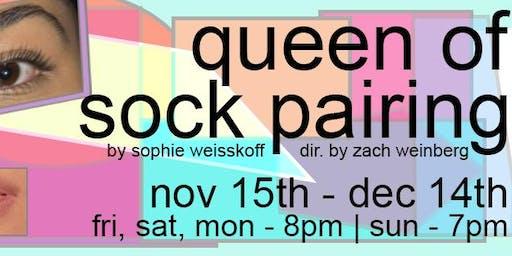 Queen of Sock Pairing